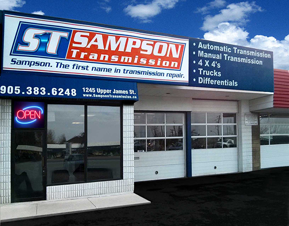 Sampson Transmission